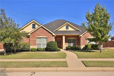 Abilene Single Family Home For Sale: 510 Beretta Drive