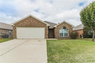 Waxahachie Single Family Home Active Option Contract: 131 Oregon Trail