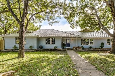 Fort Worth Single Family Home For Sale: 4301 Selkirk Drive W