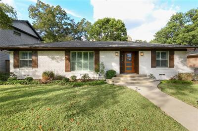 Dallas County Single Family Home For Sale: 9729 Shadydale Lane