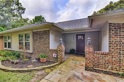 Grapevine Single Family Home Active Option Contract: 929 Kings Canyon Drive