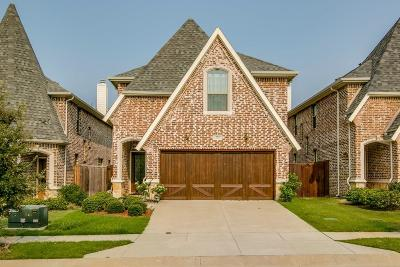 Coppell Single Family Home For Sale: 712 W Davinci Court