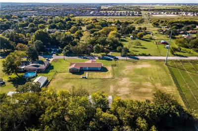 Fort Worth Single Family Home Active Option Contract: 1113 Stuckert Drive