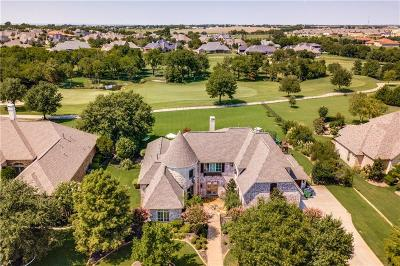 Prosper Single Family Home For Sale: 1351 Crooked Stick Drive