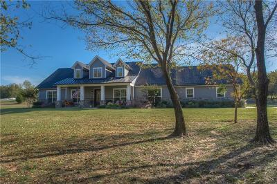 Johnson County Single Family Home For Sale: 2000 County Road 807
