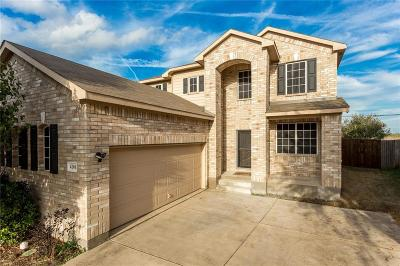 McKinney Single Family Home Active Option Contract: 4201 Furrow Drive