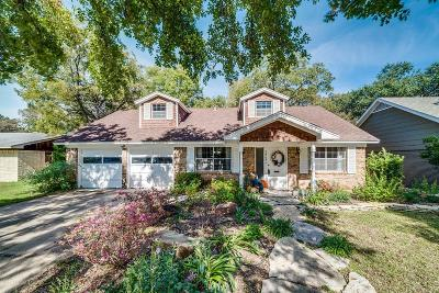 Irving Single Family Home Active Option Contract: 2907 W 11th Street