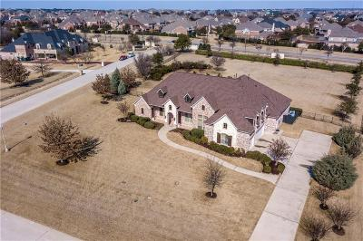Prosper Single Family Home For Sale: 2701 Vista View Lane
