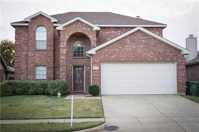 Forney Single Family Home For Sale: 2013 Davy Crockett