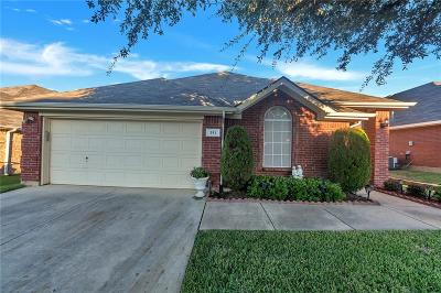 Euless Single Family Home Active Option Contract: 311 Brasher Lane