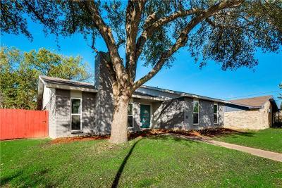 Dallas Single Family Home For Sale: 7364 Oakstone Drive