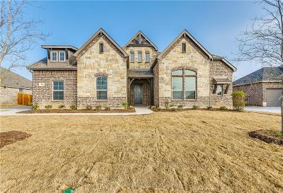 Midlothian Single Family Home For Sale: 809 Rustic Trail