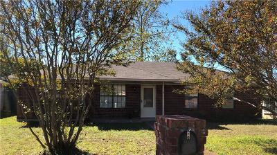 Waxahachie Single Family Home Active Option Contract: 111 Lawndale Street