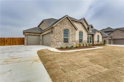 Midlothian Single Family Home For Sale: 805 Rustic Trail