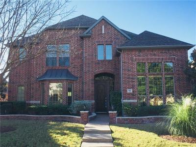 Allen Single Family Home For Sale: 903 Crestmoor Drive