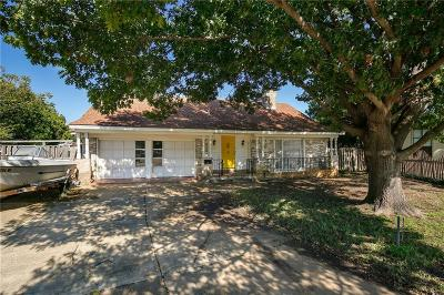 Irving Single Family Home Active Option Contract: 3609 Yellowstone Court