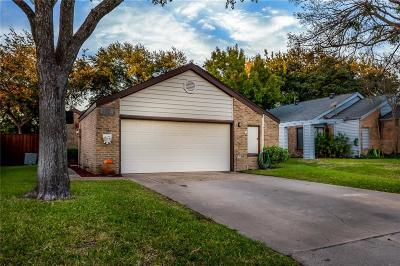 Addison Single Family Home For Sale: 3923 Winter Park Lane