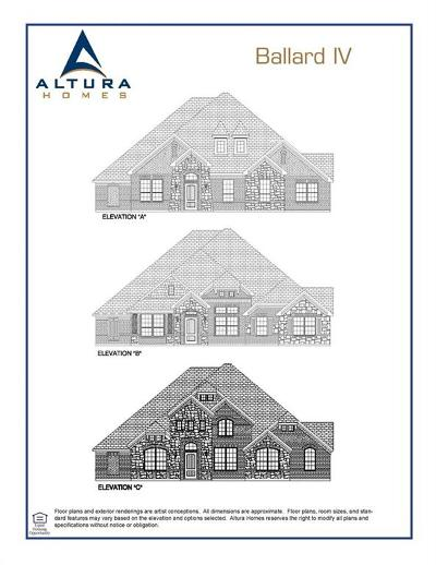 Waxahachie Single Family Home For Sale: 1001 Yukon