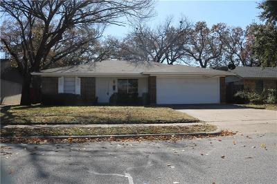 Irving Single Family Home For Sale: 2218 W 11th Street