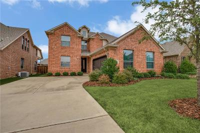 Keller TX Single Family Home Active Option Contract: $355,000