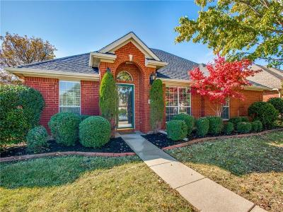 Frisco Single Family Home Active Contingent: 11613 Rocky Point Drive