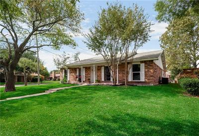 Plano TX Single Family Home Active Contingent: $225,000