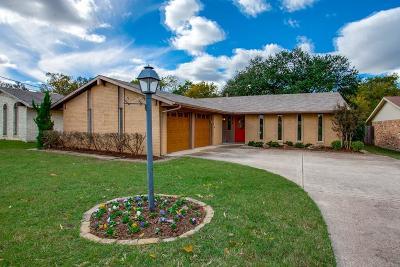 Dallas, Addison Single Family Home For Sale: 8915 Flicker Lane