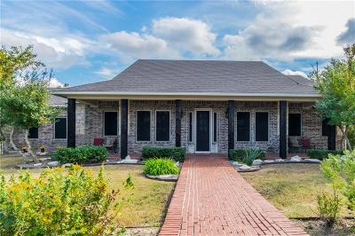 Fort Worth Single Family Home Active Contingent: 404 Yuchi Court