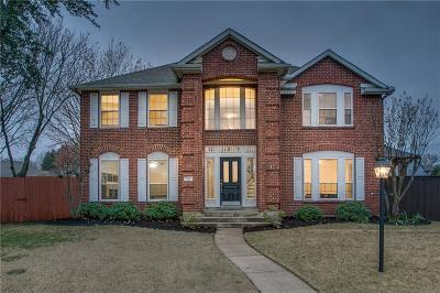 Allen Single Family Home For Sale: 3 Oxford Place