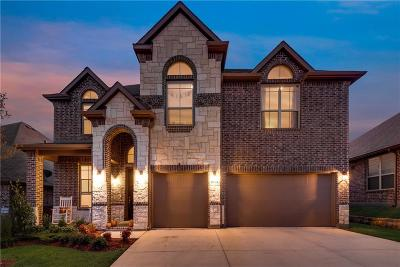 Fort Worth Single Family Home For Sale: 15745 Mirasol Drive