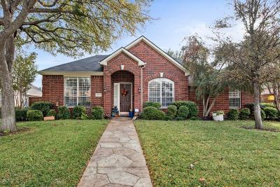 Plano TX Single Family Home Active Option Contract: $336,500