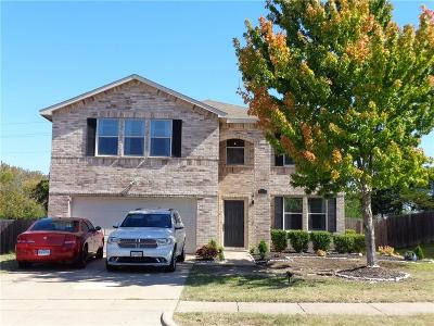 Cedar Hill Single Family Home For Sale: 909 Collins Boulevard