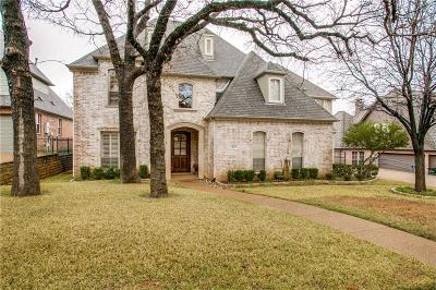 Grapevine Residential Lease For Lease: 4109 Parkway Drive