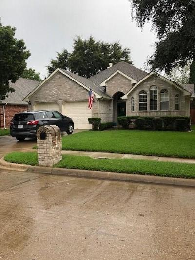 Flower Mound Single Family Home For Sale: 3641 Kales Lane