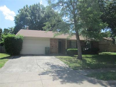 North Richland Hills Residential Lease For Lease: 6440 Wakefield Road