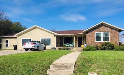 Comanche Single Family Home For Sale: 901 W Wrights Avenue