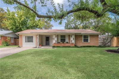 Farmers Branch  Residential Lease For Lease: 3121 Chatsworth Drive