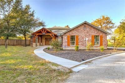 Stephenville Single Family Home For Sale: 455 Timber Ridge Drive