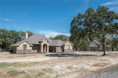 Azle Single Family Home For Sale: 1300 Craft Farms Circle