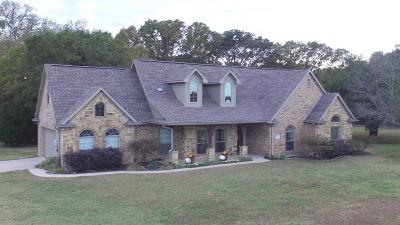 Kaufman Single Family Home For Sale: 5066 Old Railroad Trail
