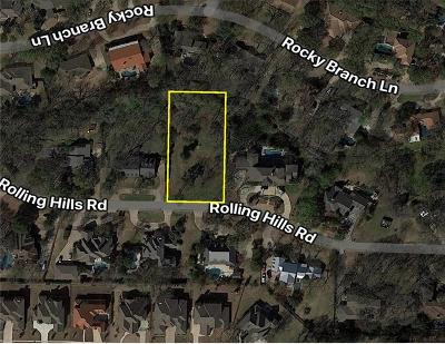 Coppell Residential Lots & Land For Sale: 561 Rolling Hills Road