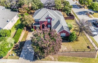 Corinth TX Single Family Home For Sale: $364,900