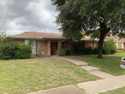 Single Family Home For Sale: 2225 Ridgewood