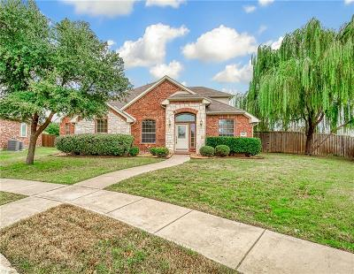 Plano Single Family Home Active Contingent: 3413 Lighthouse Drive