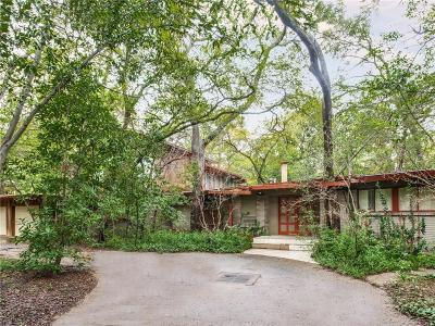 Dallas County Residential Lots & Land Active Contingent: 11405 Saint Michaels Drive