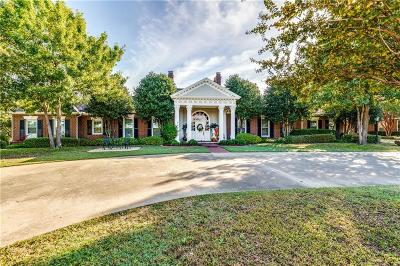 Plano Single Family Home For Sale: 3745 Morton Vale Road