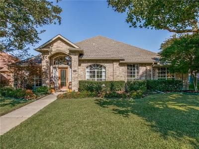 Richardson Single Family Home Active Contingent: 2679 Orchid Drive