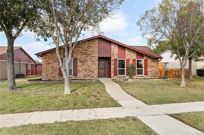The Colony Single Family Home For Sale: 5604 Terry Street