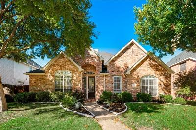 Coppell Single Family Home For Sale: 119 Castlebury