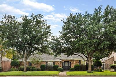 Single Family Home For Sale: 6602 Brentfield Drive